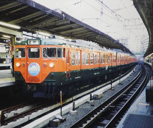 横コツ113系S104編成(2006年3月11日・横浜駅)