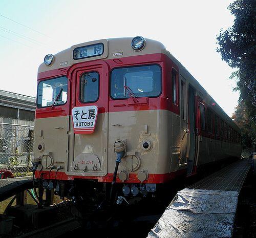 いすみ鉄道キハ28 2346(2012年12月8日・大多喜駅)