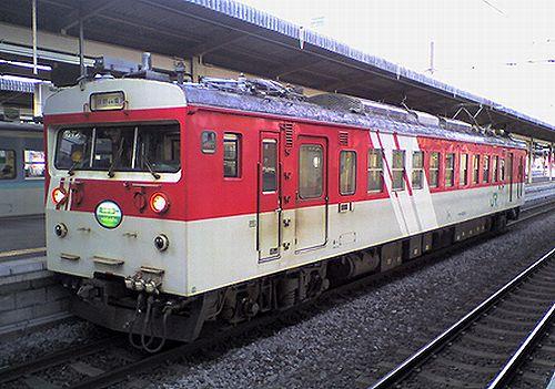 クモハ123-1(長モト)(2010年1月20日・塩尻駅)1