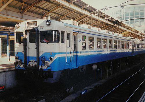 キハ65 69(四マツ)(2003年11月23日・高松駅)