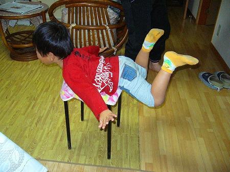 椅子遊び3