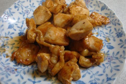 100404-010鶏胸肉の照り焼き(縮小)