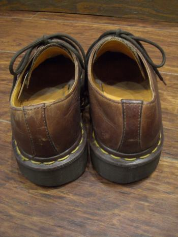 Dr.Martens BOOTS 後ろ