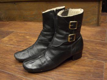 ブーツ 黒