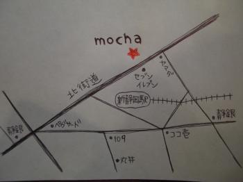 mocha 地図