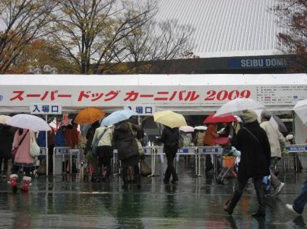 スーパードッグカーニバル2009