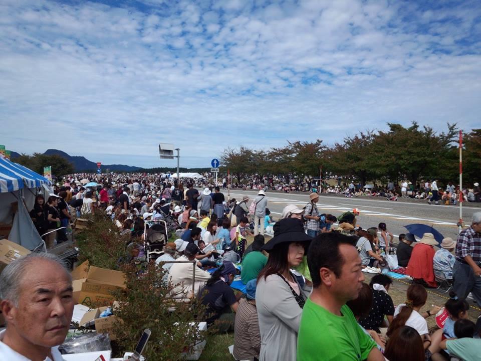 The MATSURIサミット in 関川村