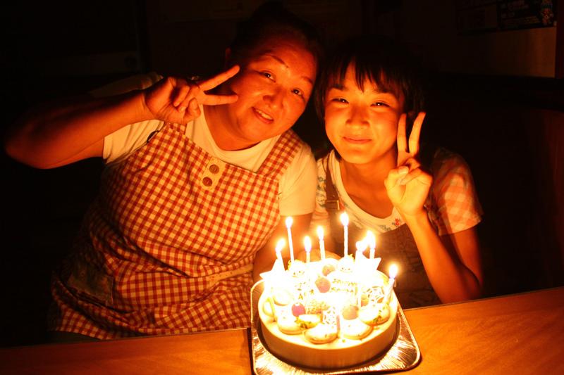 ママ誕生日