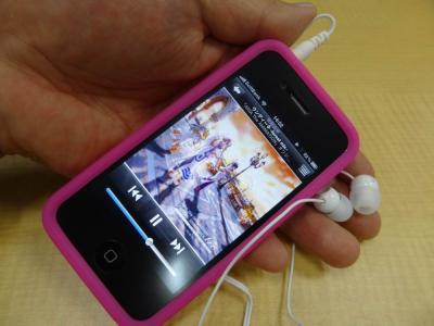 ダイソーイヤホン iPhone