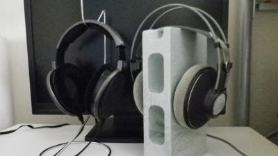 K601  HD650 headphonestand