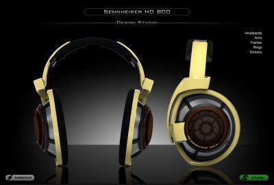 HD800 プリン カラー