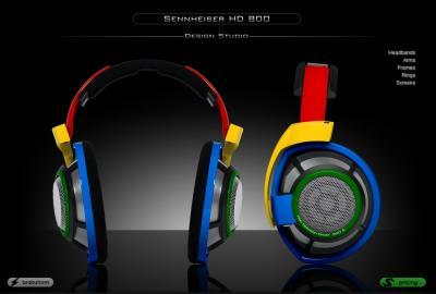 googleカラー HD800
