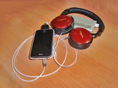 ESW10 リケーブル ポタアン touch iPod