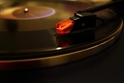 ターンテーブル 針 ビニール レコード アナログ