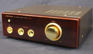 AT-HA2002 オーディオテクニカ ヘッドホンアンプ