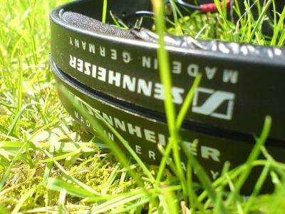 HD25 ヘッドホン ヘッドバンド ロゴ