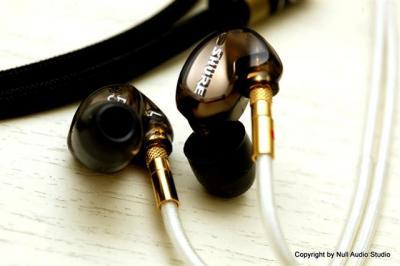 null audio studio シュアー ケーブル