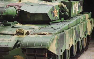ドット戦車