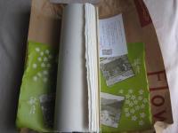 私たちが作った手漉き和紙