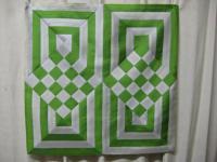 緑のチンジュサの作品(表)