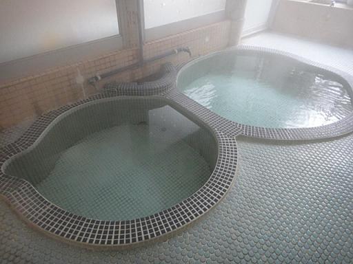 レトロな浴室