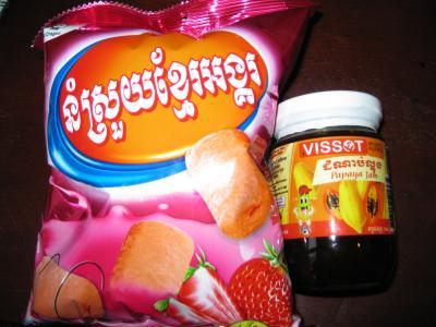 カンボジア製品