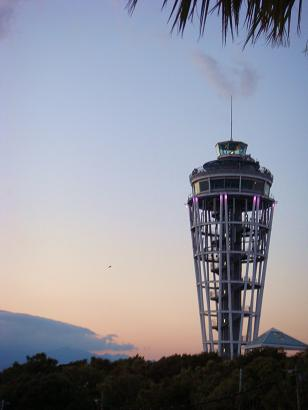 江の島展望台