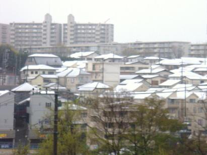 うっすら雪景色1