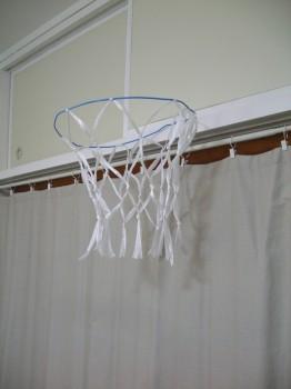 バスケゴールもどき