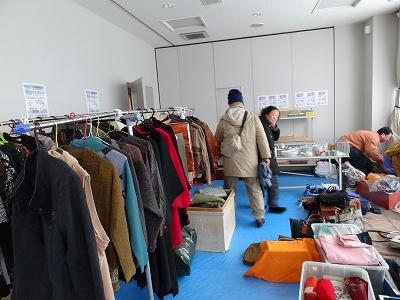 フリーマーケットin道の駅上ノ国もんじゅ