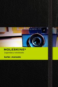 モレスキンアプリ