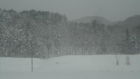 極寒の会津1
