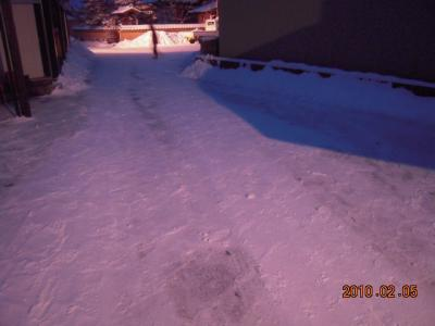 H22.2.5 雪かき 003