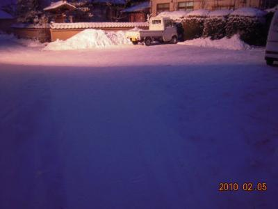 H22.2.5 雪かき 004