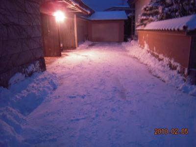 H22.2.5 雪かき 006