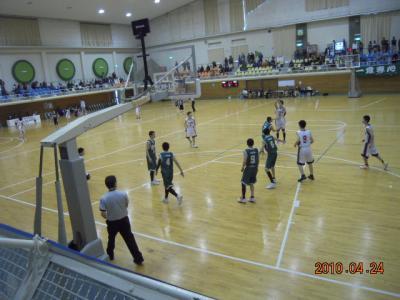 H22.4.24 中学校バスケ春季大会 078