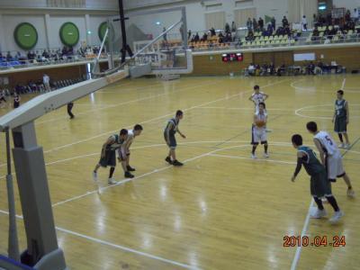 H22.4.24 中学校バスケ春季大会 090