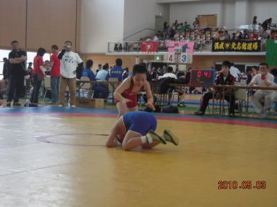 H22.5.2~3 少年レスリング北日本大会 022
