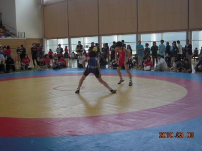 H22.5.2~3 少年レスリング北日本大会 027