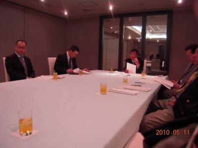 平成22年5月11日 秋田県青年商工同友会。 003