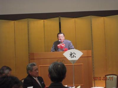 平成22年5月11日 秋田県青年商工同友会。 016