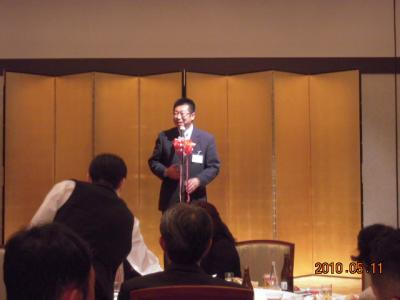 平成22年5月11日 秋田県青年商工同友会。 021