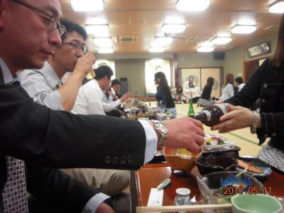 平成22年5月11日 秋田県青年商工同友会。 026