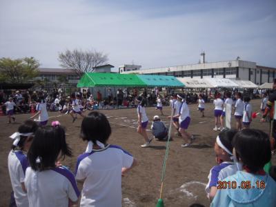 平成22年5月16日 八小運動会。 027