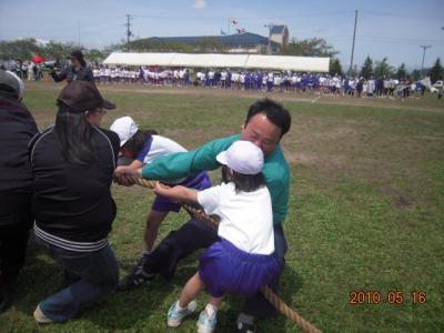 平成22年5月16日 八小運動会。 047