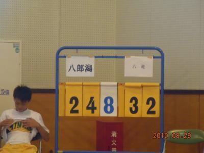 平成22年8月29日  八中バスケ練習試合 004