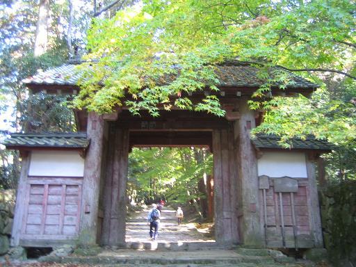 コピー 百済寺入口MG_8528