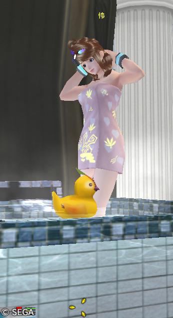 怜ちゃんのお風呂3