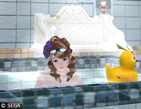 怜ちゃんのお風呂