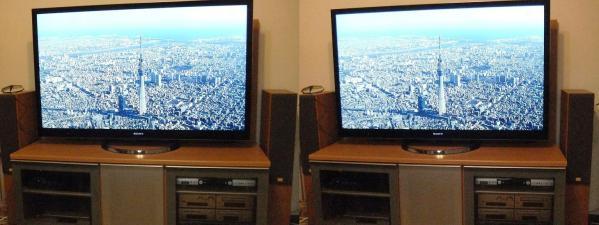 新テレビ(平行法)